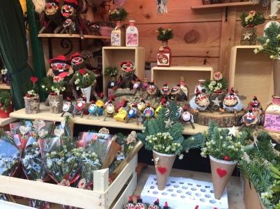 Christmas wares