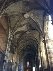 Cloisters of Barcelona Cathedral