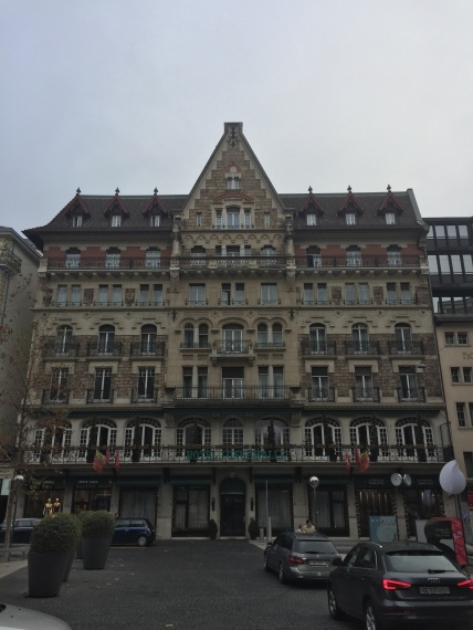 Nice looking building