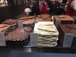 Genève and Chocolate go hand in hand
