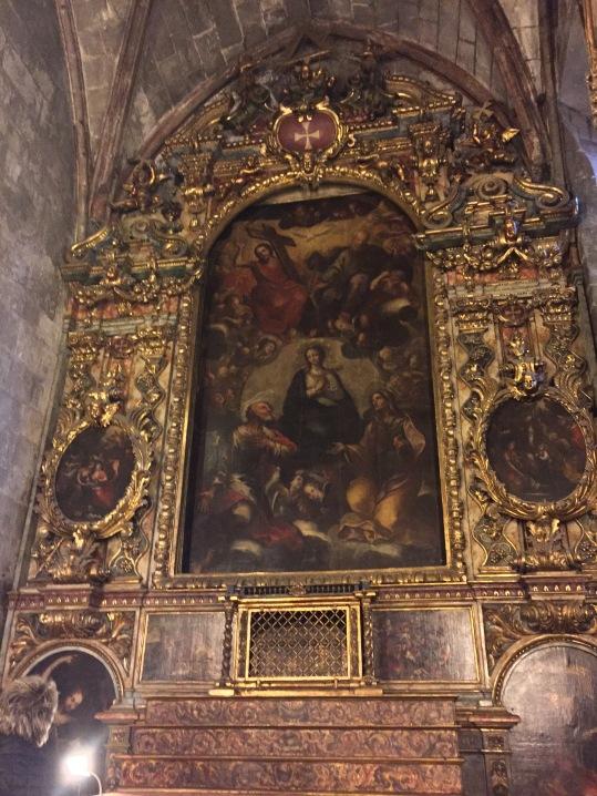 Internal Cathedral shot