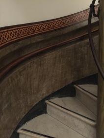 And again - GEEK SHOT!! Recessed handrail
