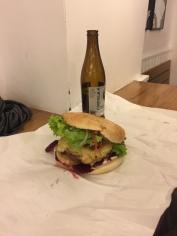Moa Burger Burger - Nom nom