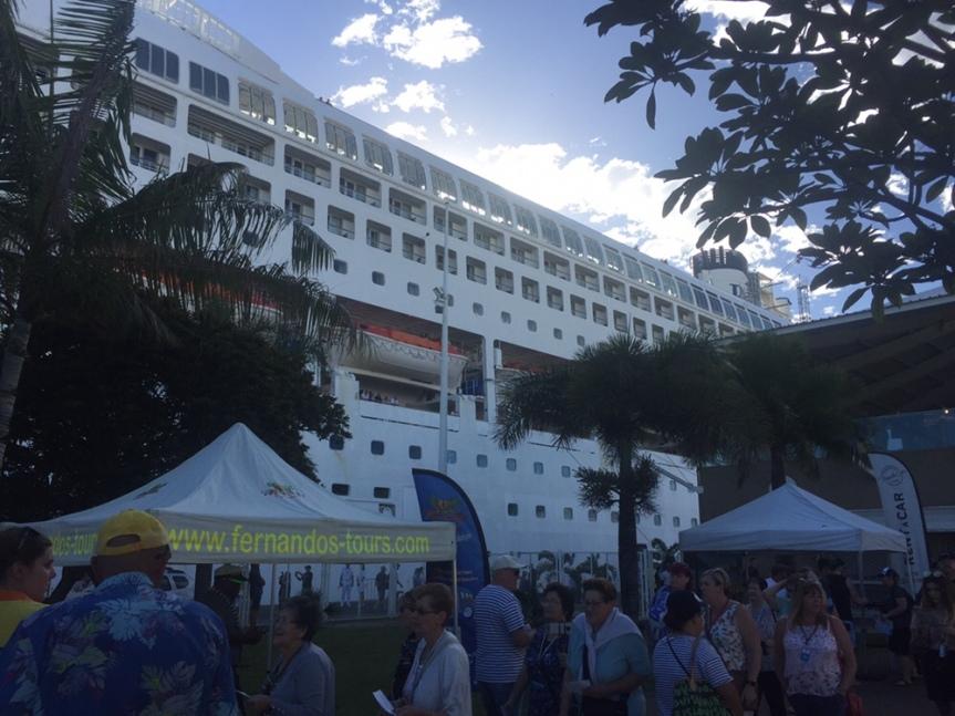 Pacific Pearl – IslandHopper
