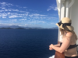 Coming into Noumea